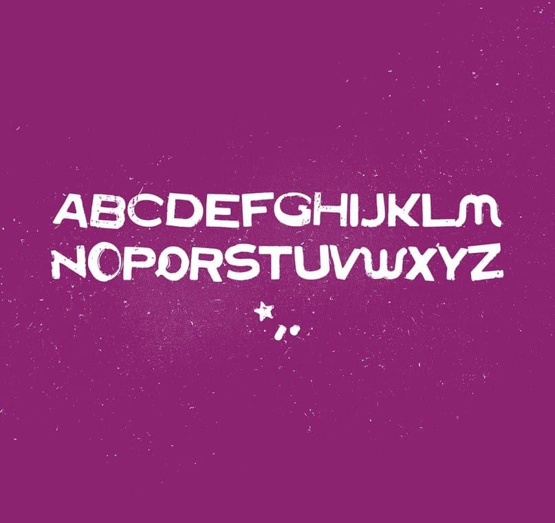 Crafty шрифт скачать бесплатно