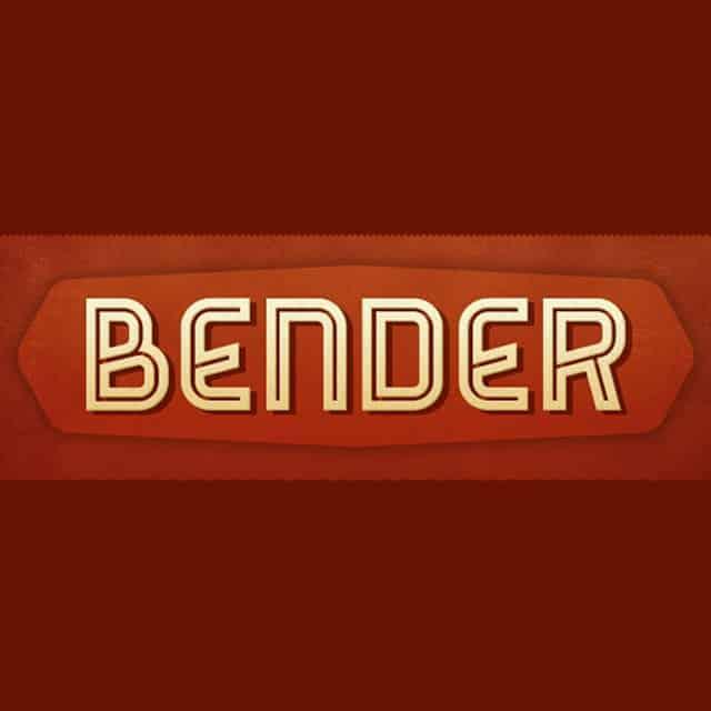 Bender шрифт скачать бесплатно