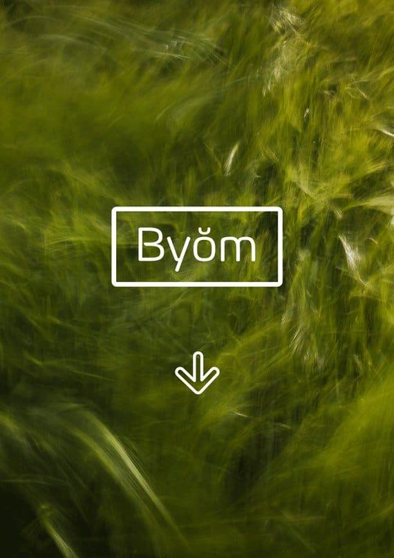 Byom шрифт скачать бесплатно