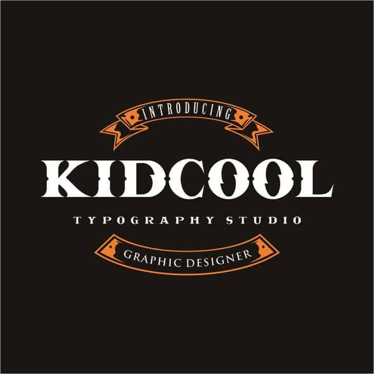 KIDCOOL DRAGON шрифт скачать бесплатно