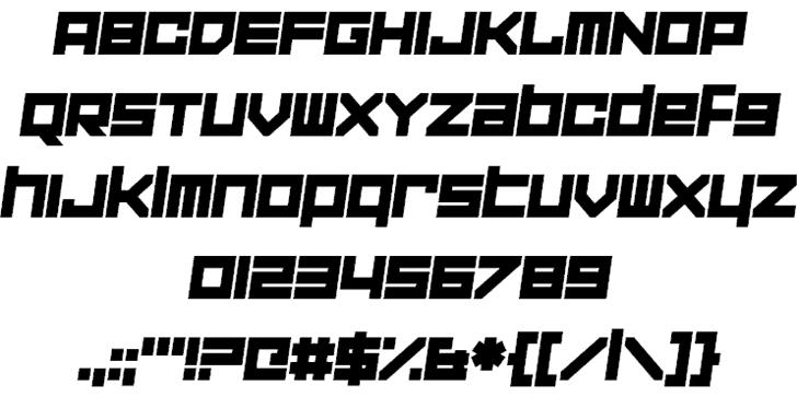Corporation Games шрифт скачать бесплатно