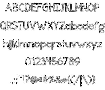Ingrained шрифт скачать бесплатно
