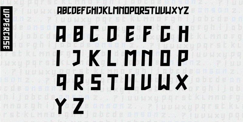 Anson шрифт скачать бесплатно