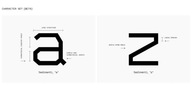 Sedimenti шрифт скачать бесплатно