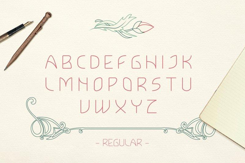 Lokka шрифт скачать бесплатно