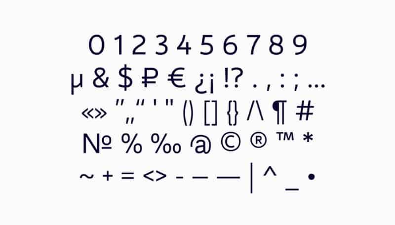Mirror 82 шрифт скачать бесплатно