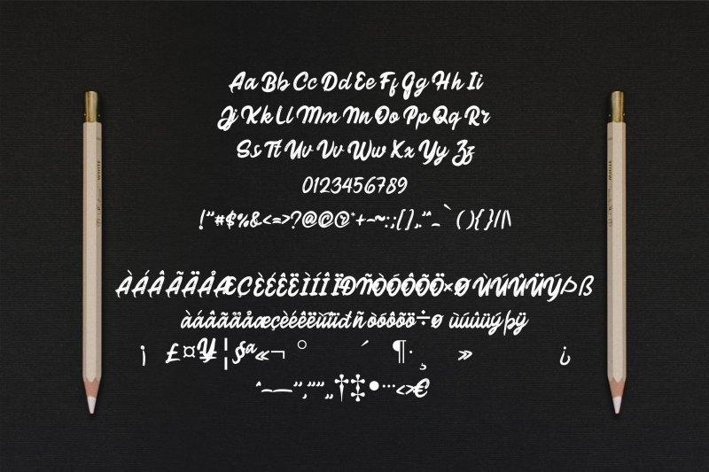 Van Java шрифт скачать бесплатно