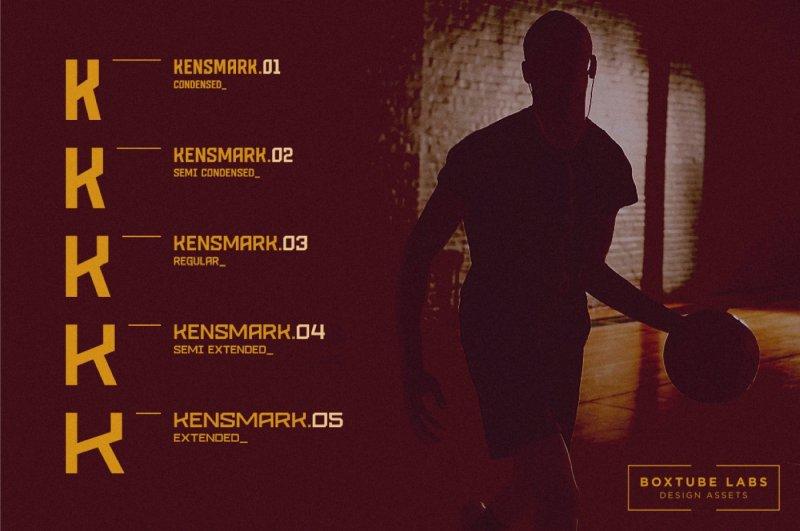 Kensmark 03 шрифт скачать бесплатно