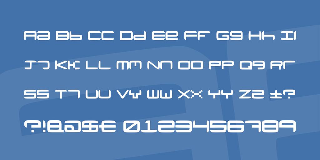 Neutronium шрифт скачать бесплатно