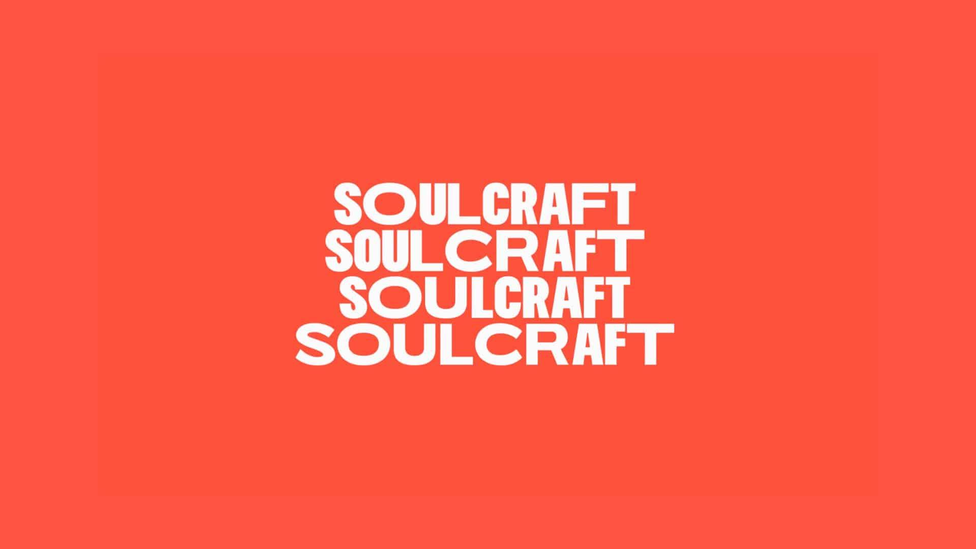 Soulcraft шрифт скачать бесплатно