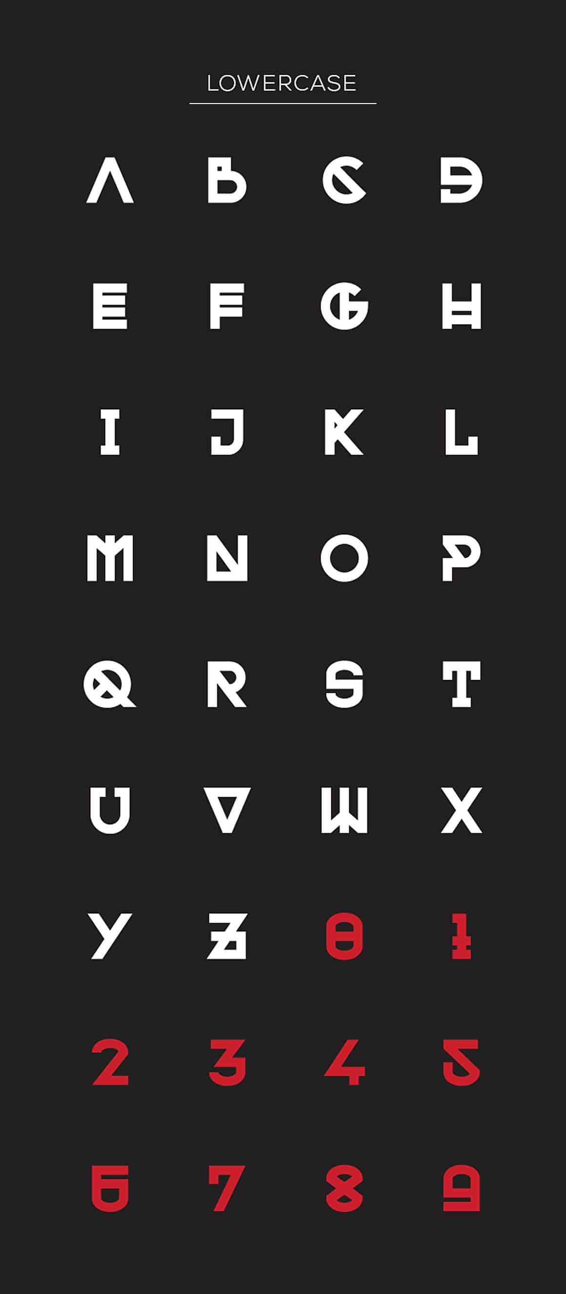 Kontainer шрифт скачать бесплатно