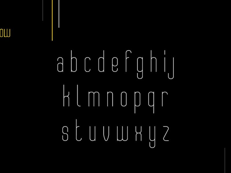 AmperSleek шрифт скачать бесплатно