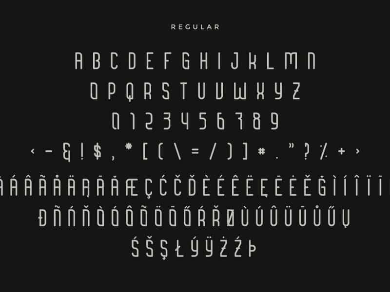 Brengkel шрифт скачать бесплатно