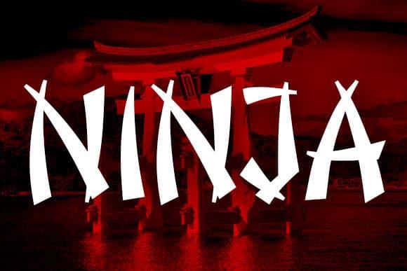 Hiroshima шрифт скачать бесплатно