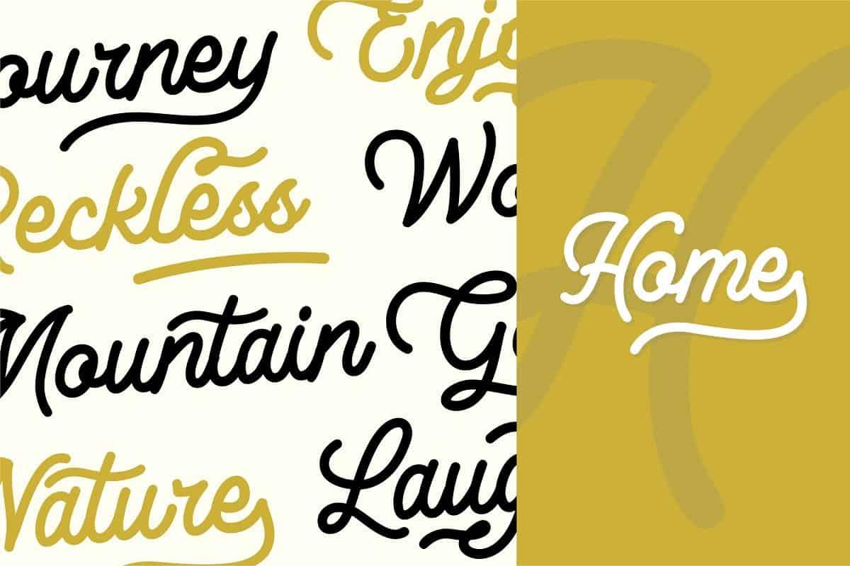 Lesley шрифт скачать бесплатно