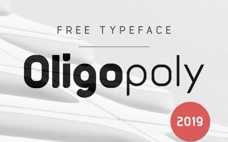 Oligopoly шрифт скачать бесплатно