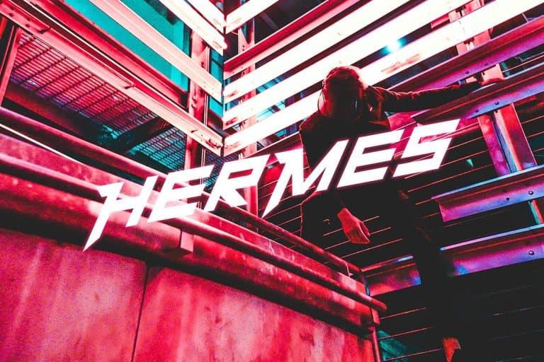 Hermes шрифт скачать бесплатно