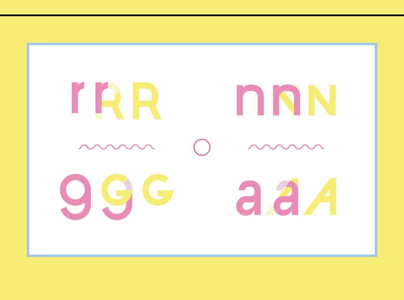 Mijuscule шрифт скачать бесплатно