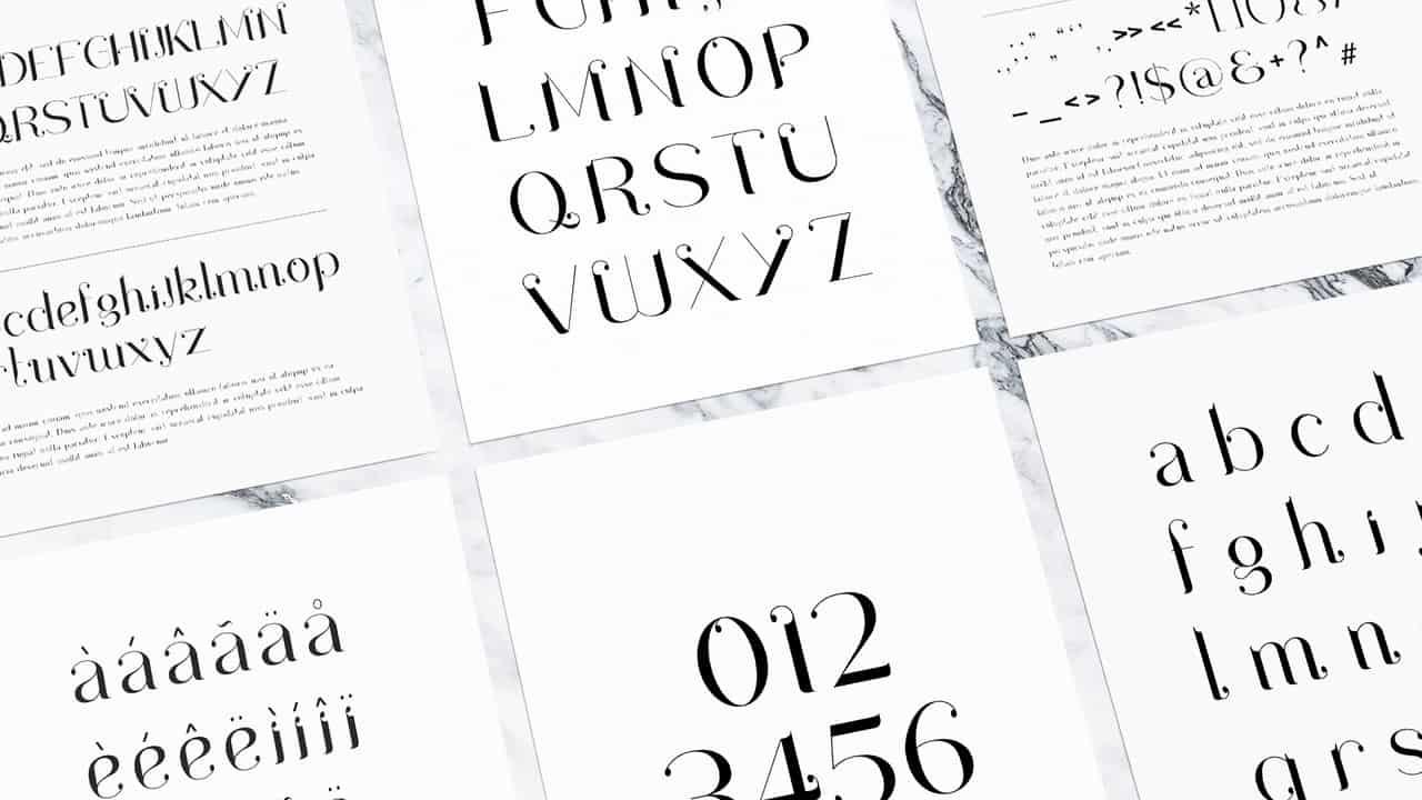 Drops typeface Version шрифт скачать бесплатно