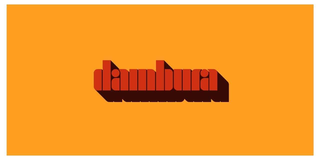 dambura master шрифт скачать бесплатно