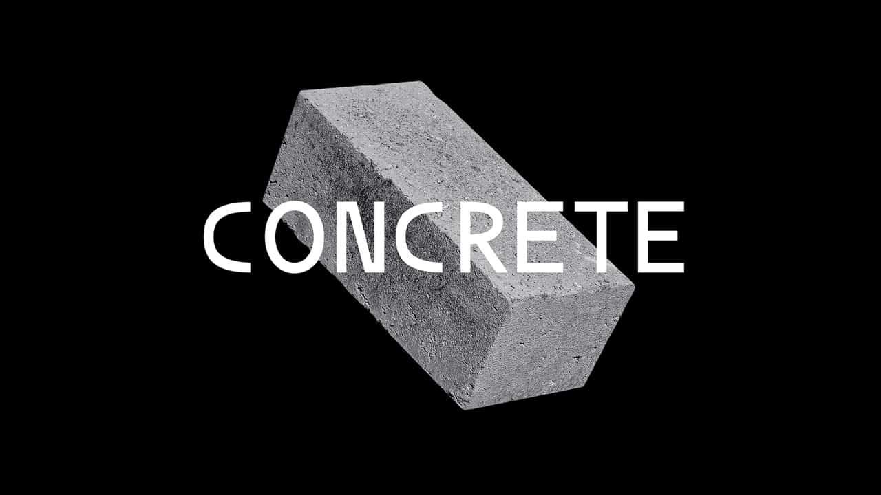 Concrete шрифт скачать бесплатно