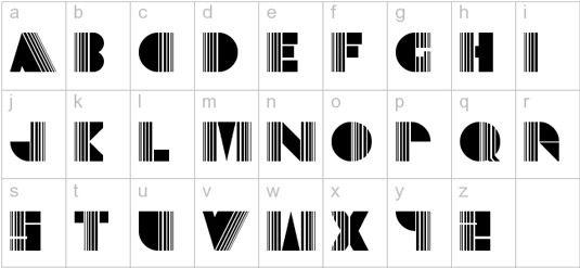 ТОП 30 Ретро шрифтов шрифт скачать бесплатно