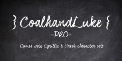 CoalhandLuke