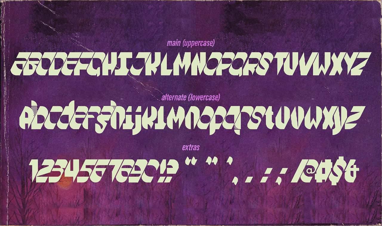Selant шрифт скачать бесплатно