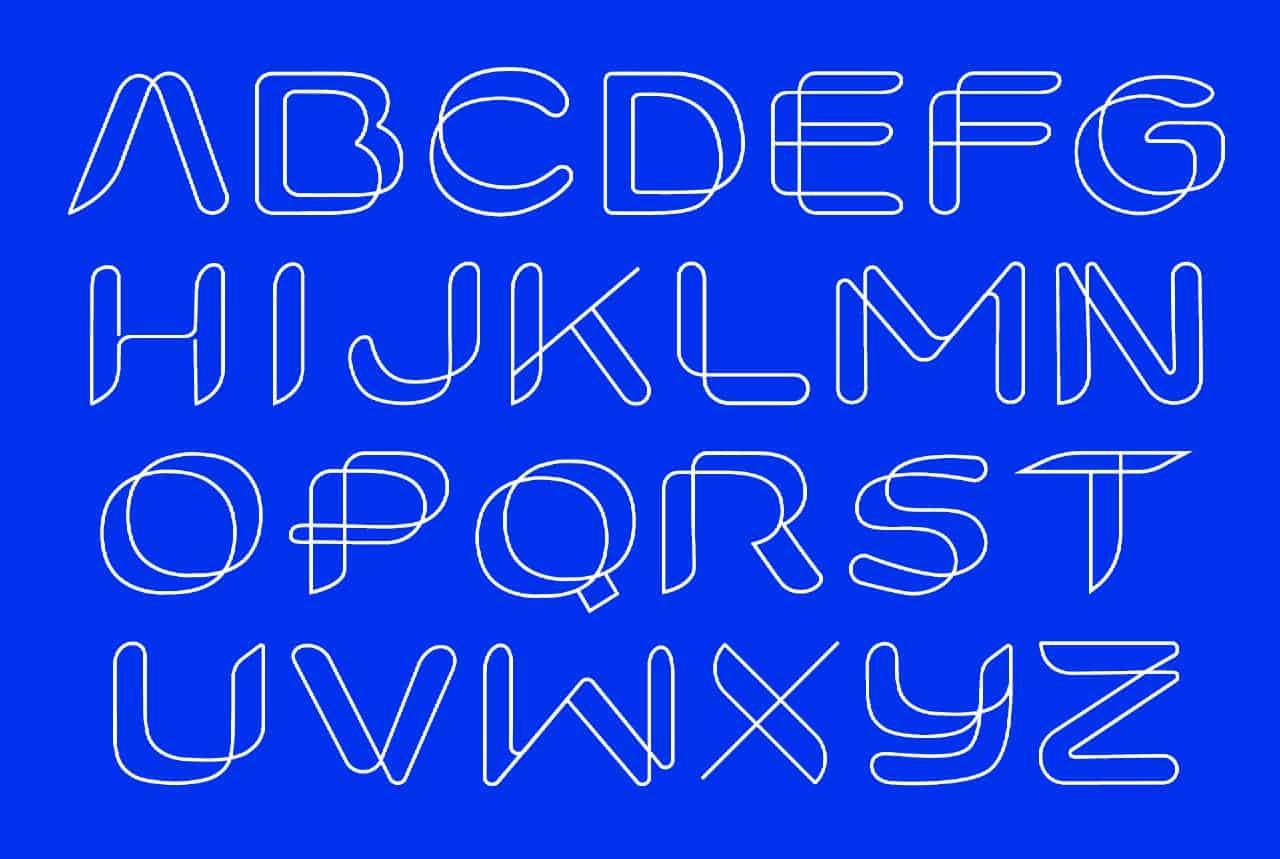Wired шрифт скачать бесплатно