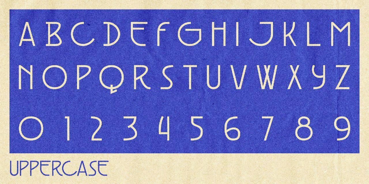 Declasse шрифт скачать бесплатно