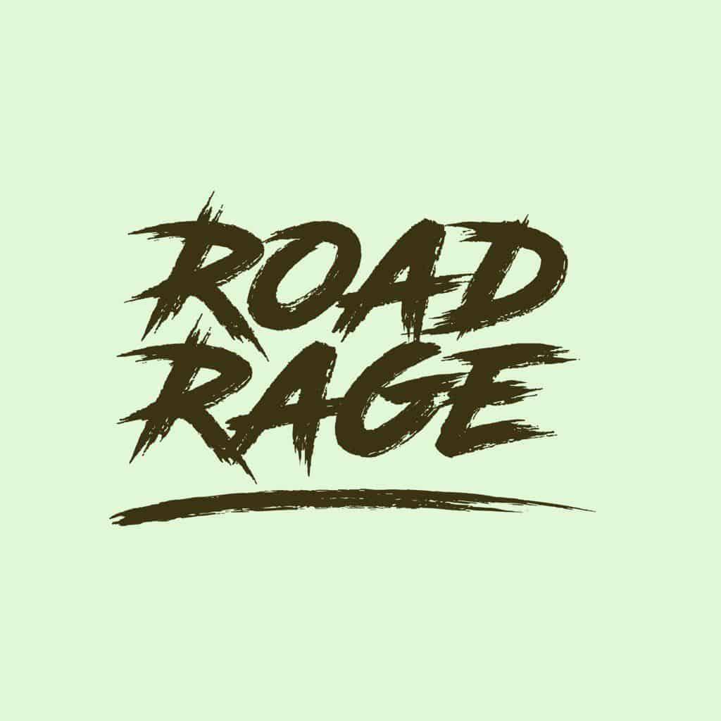 Road Rage шрифт скачать бесплатно