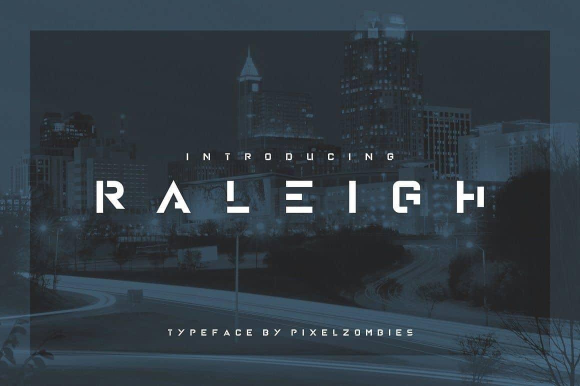 Raleigh Premium шрифт скачать бесплатно