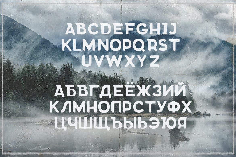 Woodstick шрифт скачать бесплатно