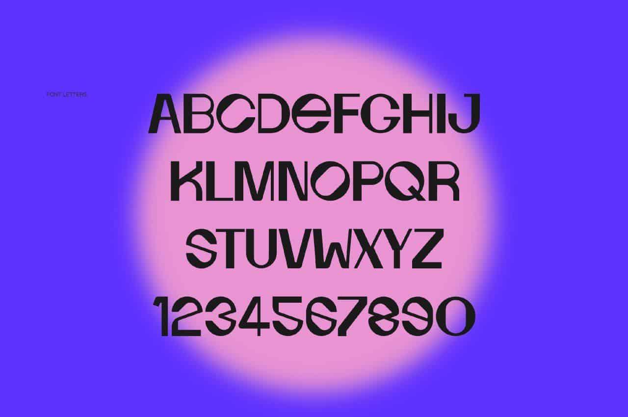 Nineties шрифт скачать бесплатно