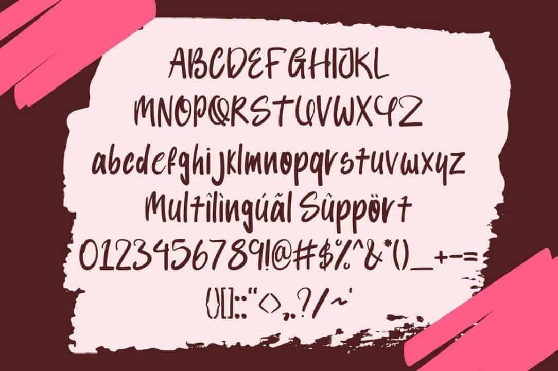 Balorine шрифт скачать бесплатно