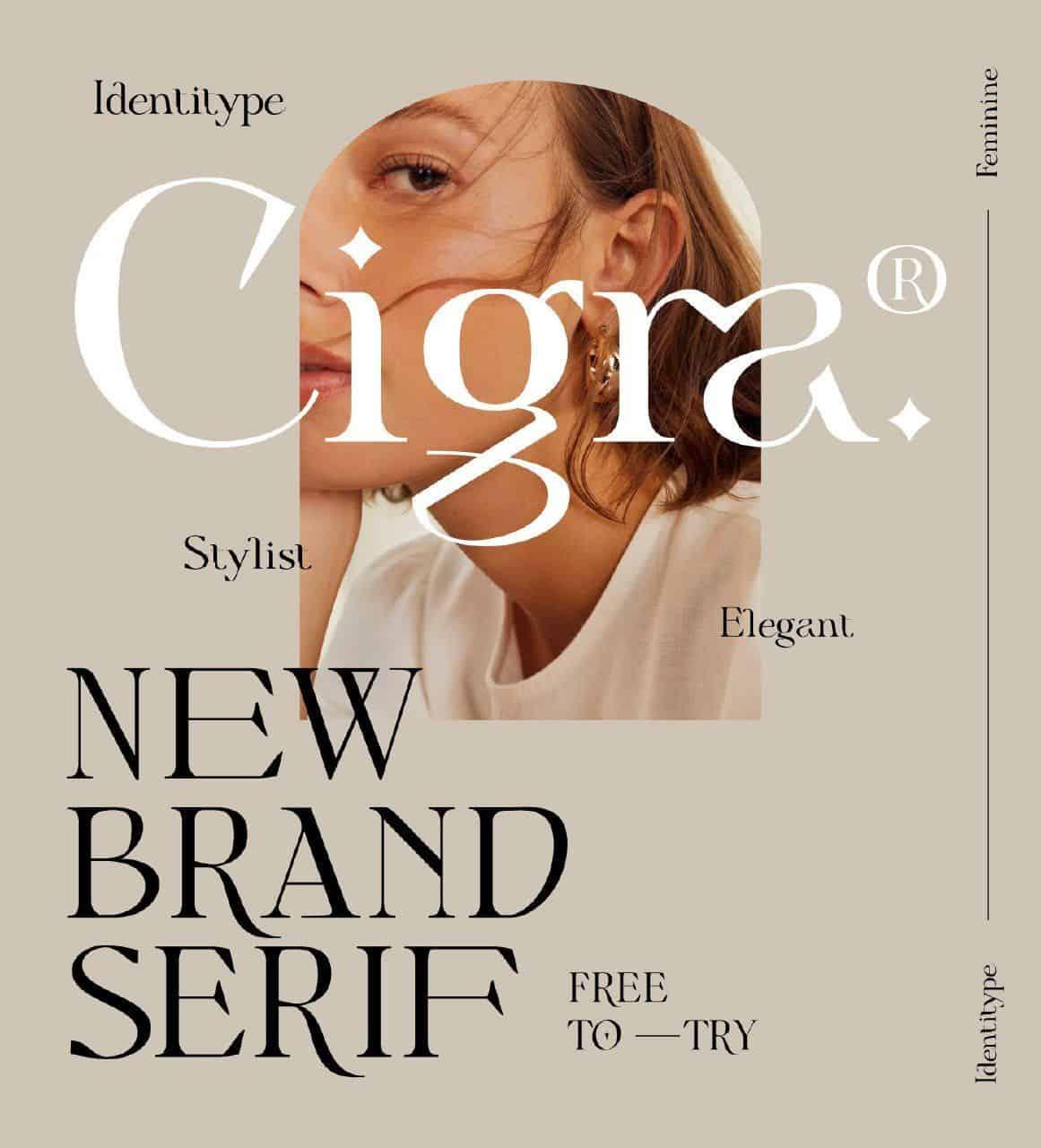 Cigra шрифт скачать бесплатно
